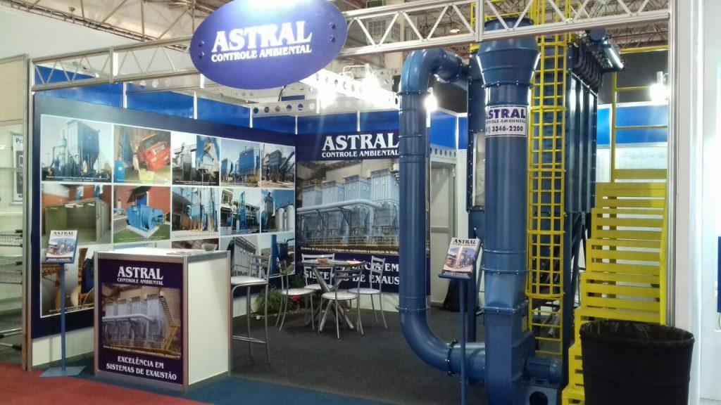 31ª Feira Internacional da Mecânica em São Paulo-SP, a Astral esteve presente.